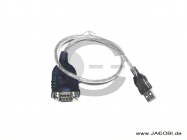 ACT1-201 - USB to RS232 Adapterkabel (ACTiSYS certified)