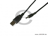LPT2USB Accessory: Cable for power supply from USB port